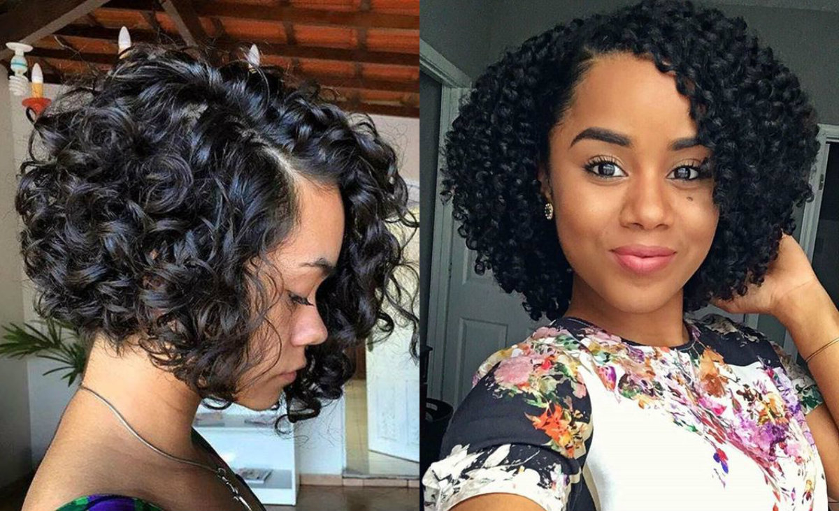 Black Women Bob Hairstyles To Consider Today | Hairdrome Throughout Black Bob Short Hairstyles (View 25 of 25)