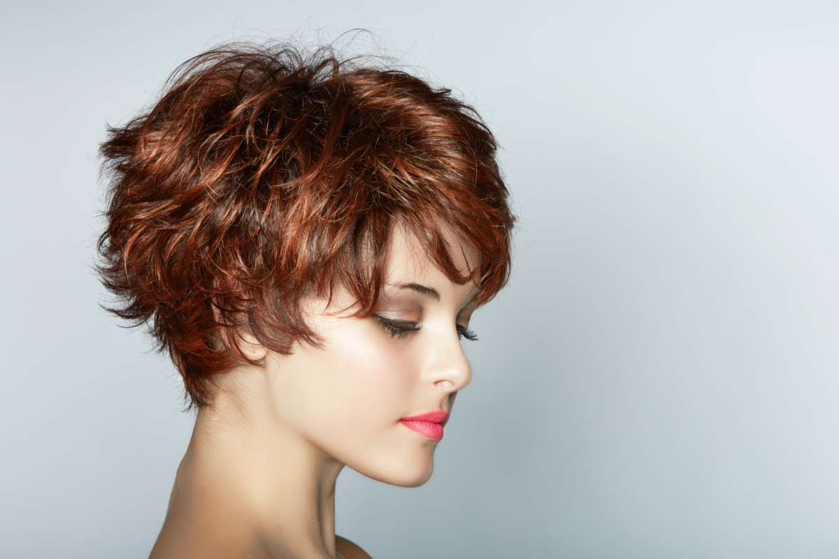 Blog – Short, Curly Hairstyles: The Pixie Cut With Attitude Within Trendy Short Curly Haircuts (View 10 of 25)