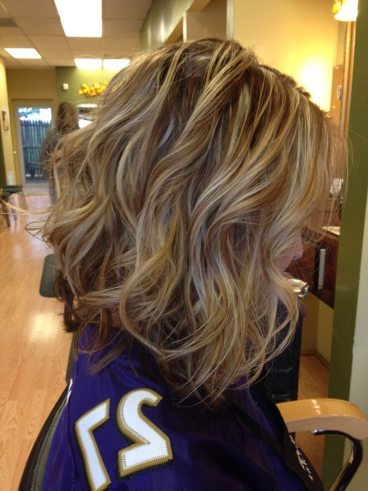 Blonde Highlights With Lowlights | Hair Colors | Pinterest | Hair Inside Dirty Blonde Pixie Hairstyles With Bright Highlights (View 7 of 25)