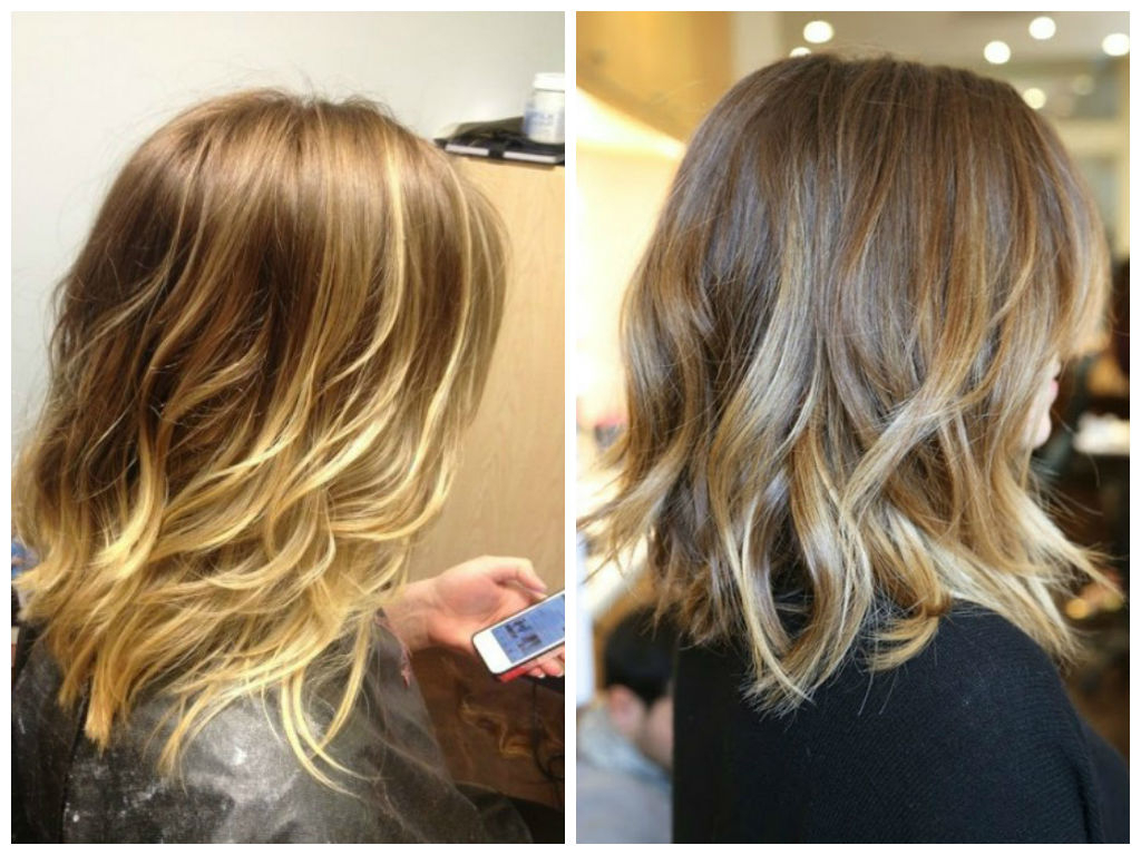 Bob Hairstyle Ideas With Ombre Color – Hair World Magazine Intended For Soft Brown And Caramel Wavy Bob Hairstyles (View 17 of 25)