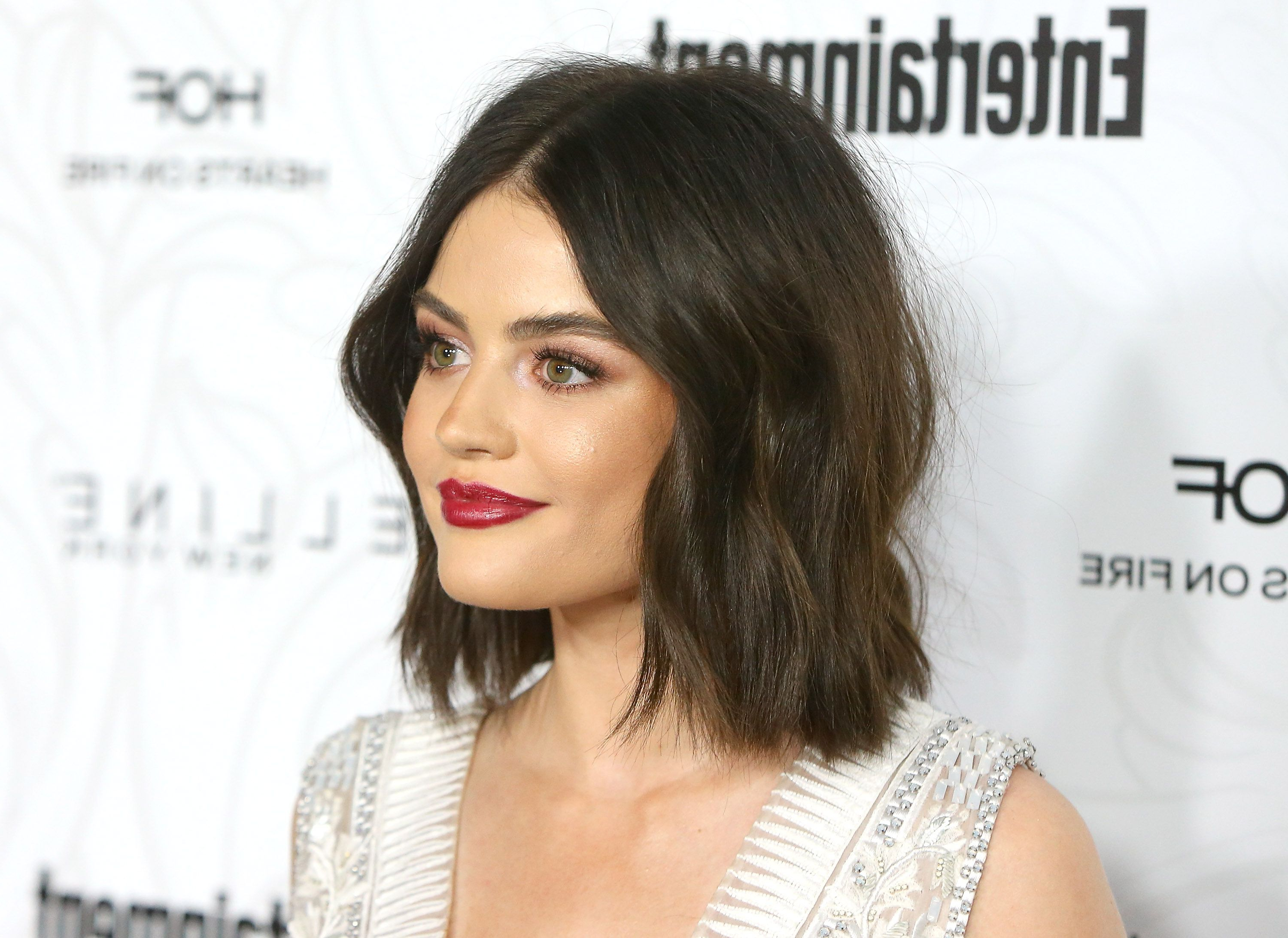 Bob Hairstyles For 2018 – 53 Short Haircut Trends To Try Now Within Short Hairstyles For Square Faces And Thick Hair (View 15 of 25)