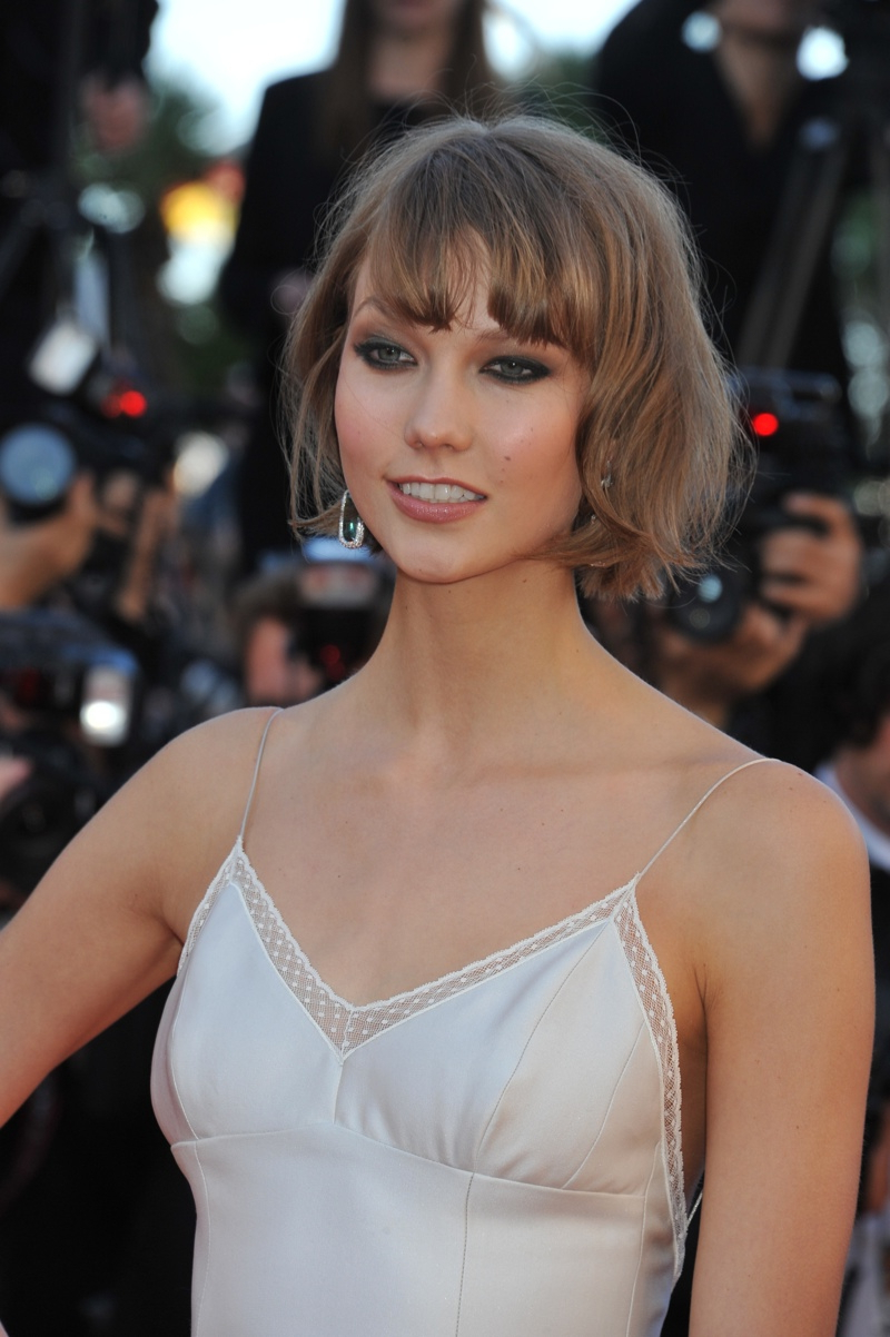 Bob Length Hairstyles: 10 Celebrities With Bobs   Fashion Gone Rogue Throughout Karlie Kloss Short Haircuts (View 22 of 25)