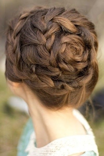 Braid Maze | Hair Styles | Pinterest | Bad Hair, Updo And Hair Style With Braided Maze Low Ponytail Hairstyles (View 10 of 25)