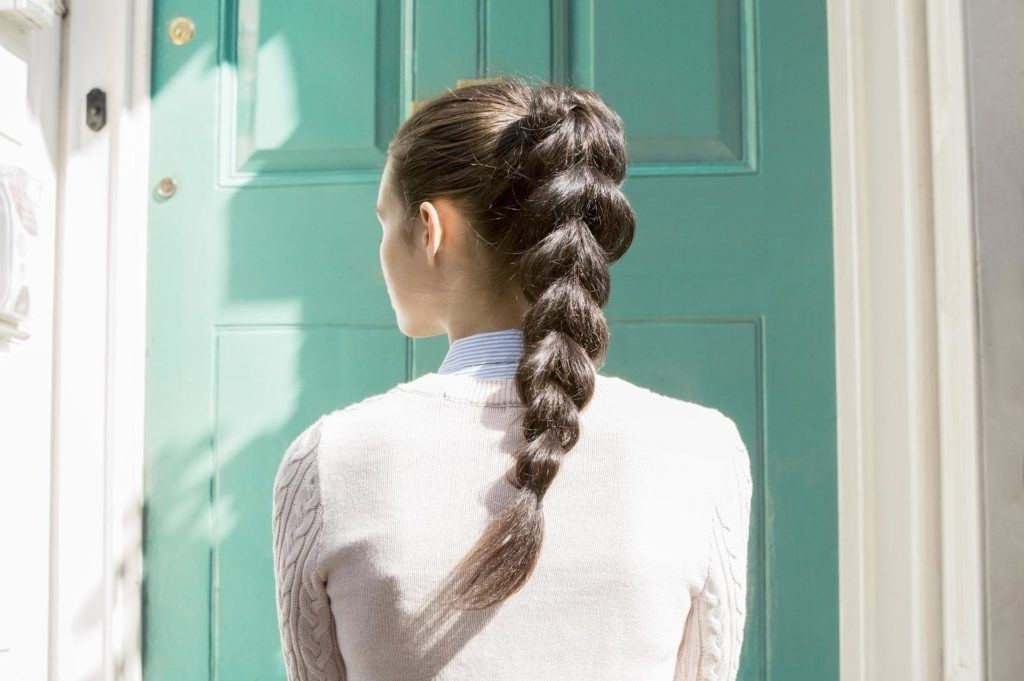 Braid Styles And Hair Trends: Cool Braided Styles To Try And A Tutorial Within Beach Friendly Braided Ponytails (View 13 of 25)