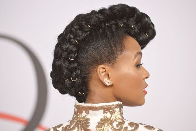 Braid Styles Hair Inspiration Pictures For Sculptural Punky Ponytail Hairstyles (View 25 of 25)