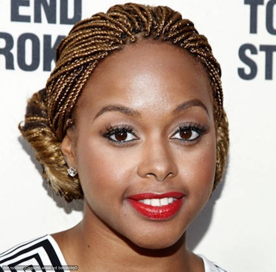 Braids Hairstyles For Black Women For Formal And Informal Events Intended For Short Hairstyles For Formal Event (View 16 of 25)