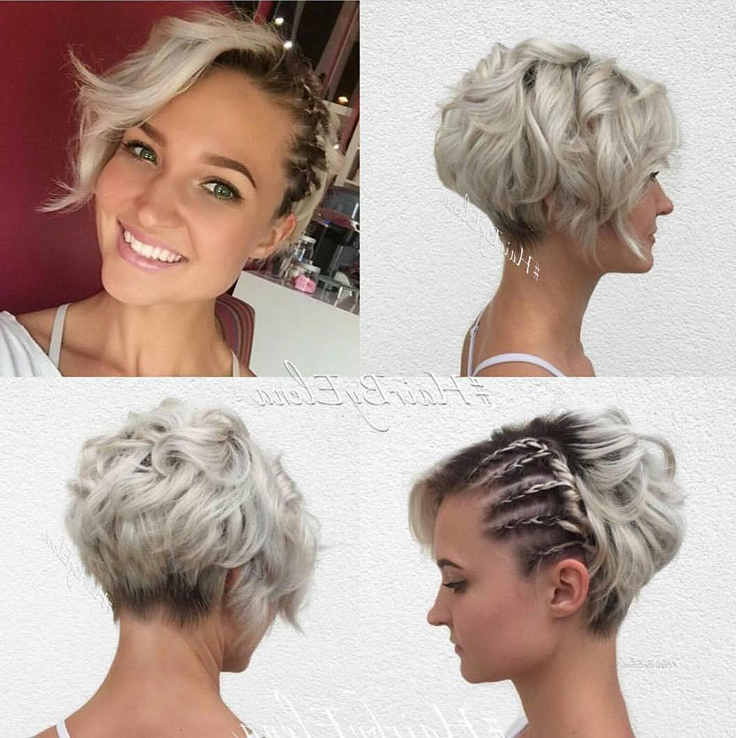 Bridal Hairstyles For Short Hair   All Hairstyles Pertaining To Brides Hairstyles For Short Hair (View 2 of 25)