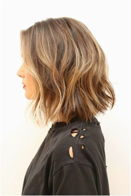 Bronde Hair Is The Hair Color You'll 'dye' For In 2016. The Bob Is With Regard To Wavy Bronde Bob Shag Haircuts (Gallery 2 of 25)