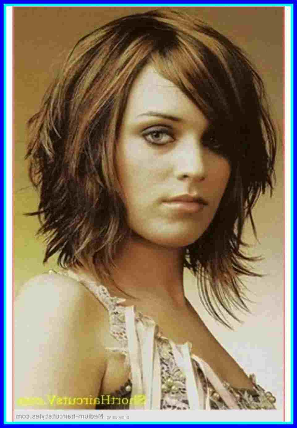 By Bev Mauck On Cute Pinterest Hair Style Rhpinterestcom Pin Medium Within Cute Medium Short Haircuts (View 24 of 25)