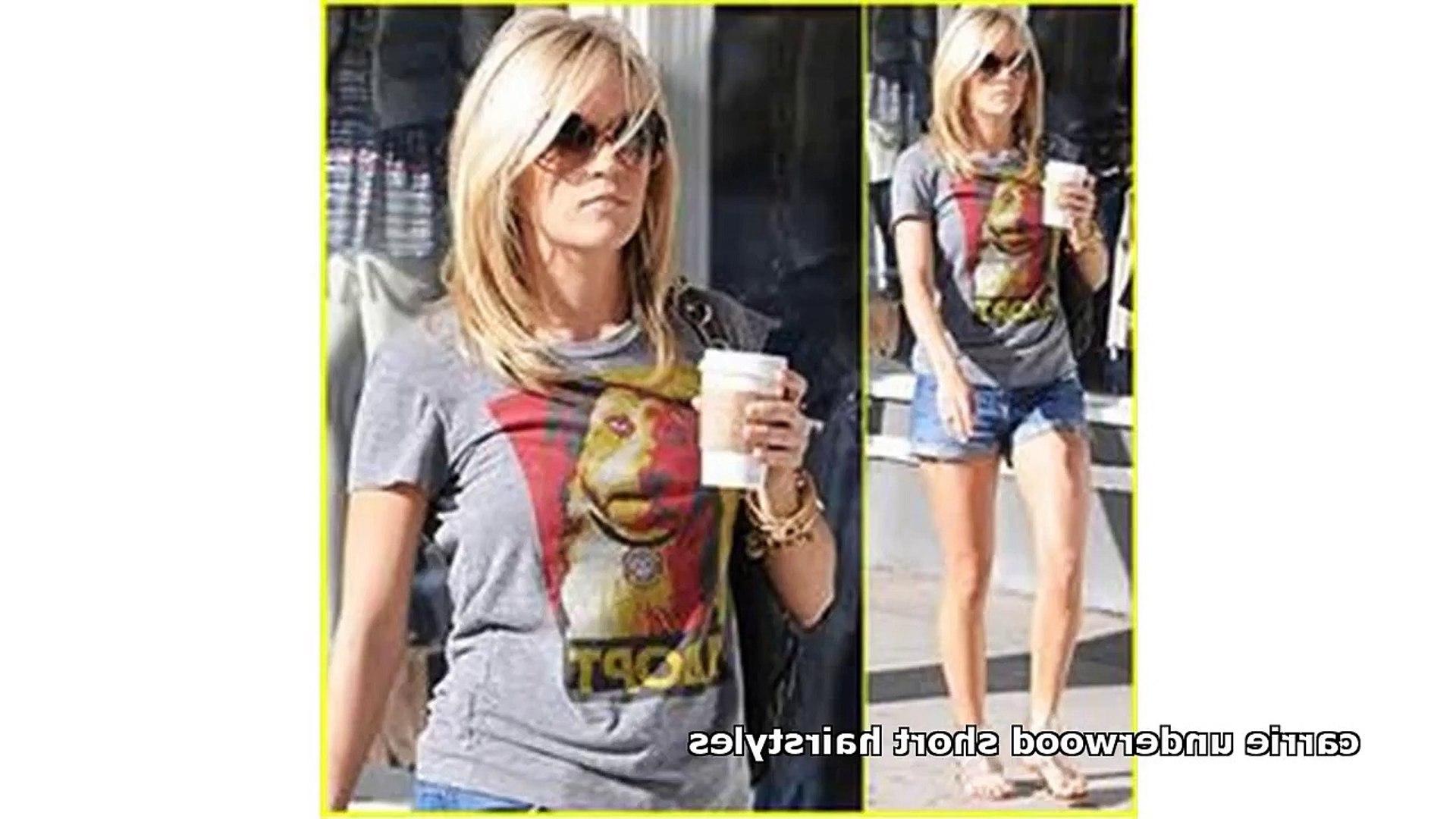 Carrie Underwood Short Hairstyles – Video Dailymotion For Carrie Underwood Short Haircuts (View 12 of 25)