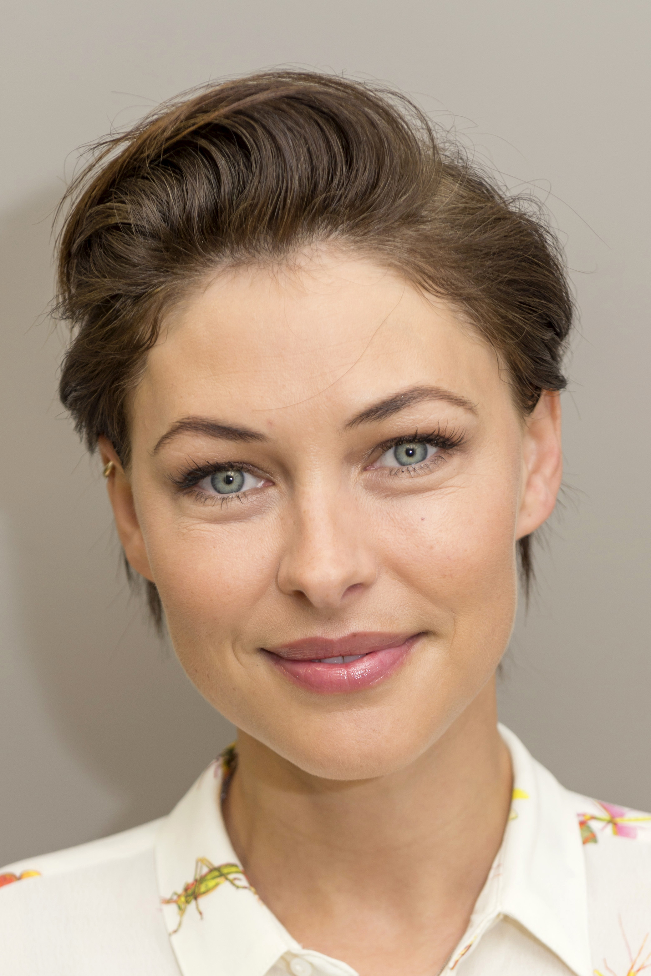 Celebrity Short Hair Hairstyles To Inspire Your Next 'do With Short Hairstyles With Feathered Sides (View 22 of 25)