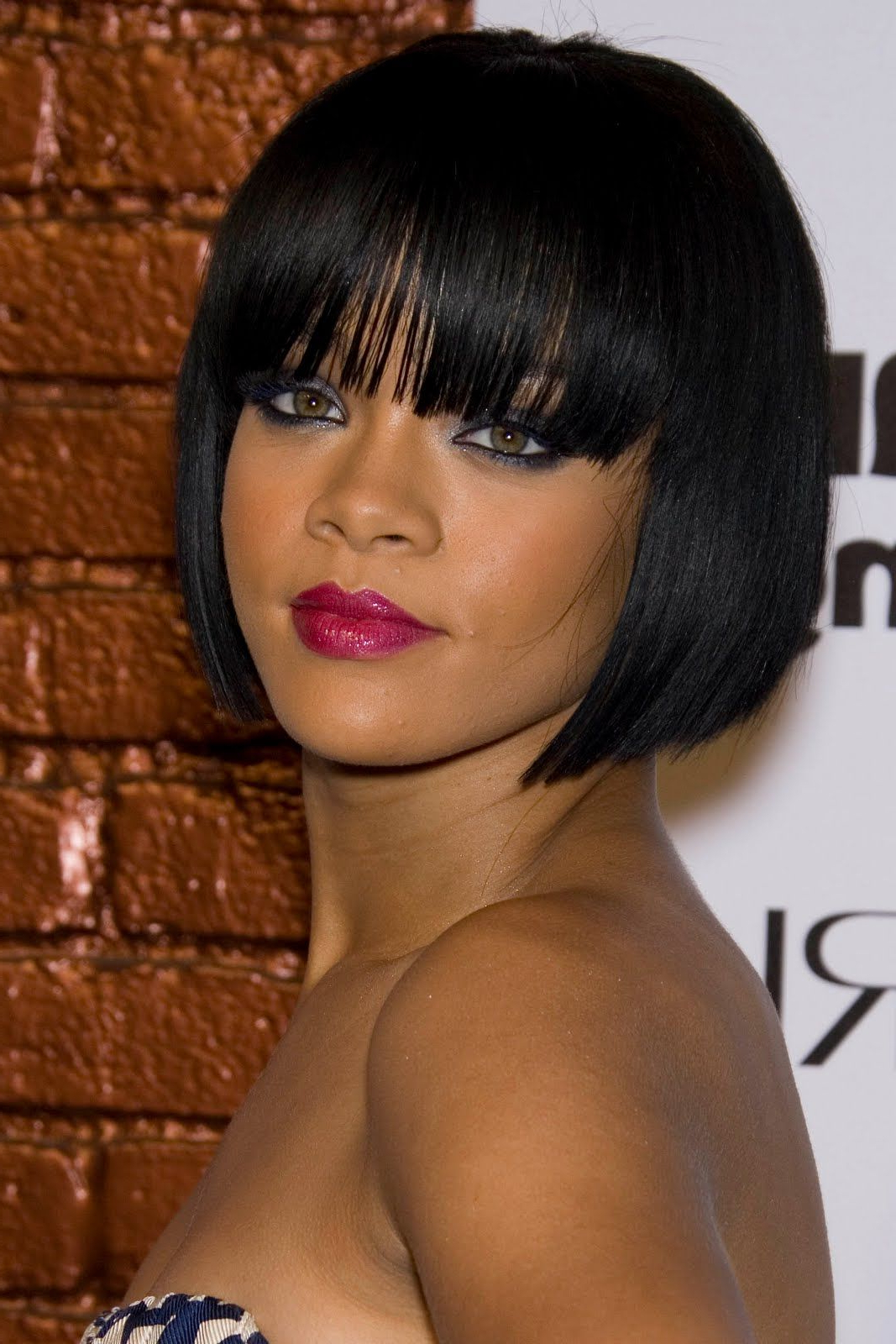 Celebrity Short Hairstyles For Black Women | Hair Up Or Down Pertaining To Bob Short Hairstyles For Black Women (View 7 of 25)