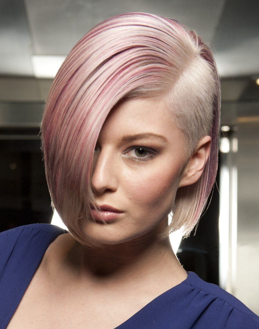Celebrity Trend – 12 Amazingly Feminine Side Shaved Haircuts Intended For Short Hairstyles Shaved Side (View 20 of 25)