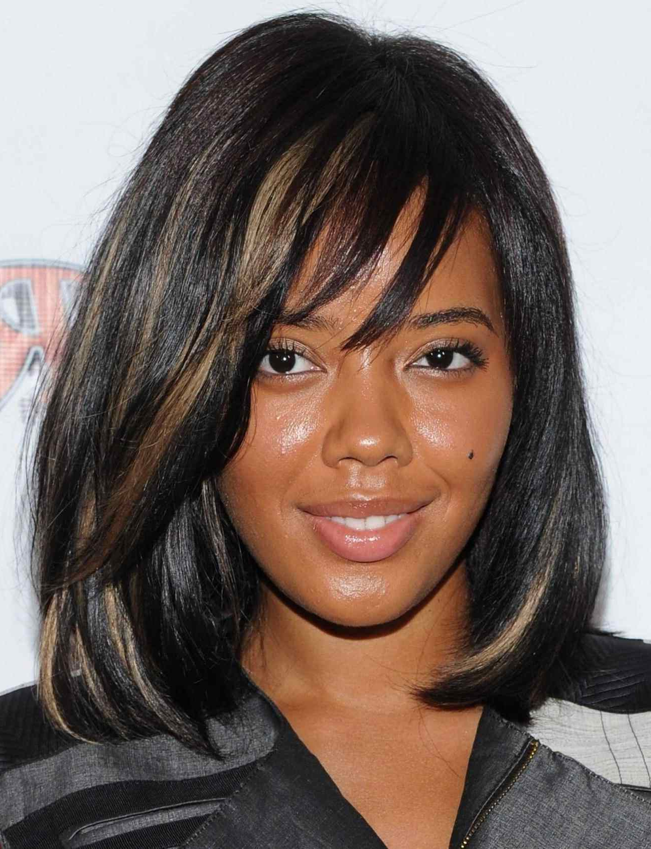 Chic Layered Bob African American Hairstyles Also Short Layered Bob With Black Short Layered Hairstyles (View 22 of 25)