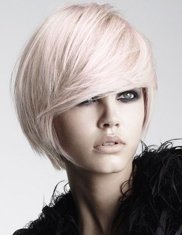 "Chic Medium Asymmetrical Haircuts   The ""bob""my Fav   Pinterest Inside Chic Asymmetrical Haircuts (View 17 of 25)"