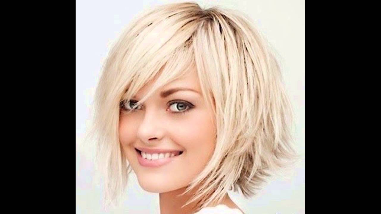 Chic Short Haircuts: Most Stylish Short Hair Styles Ideas – Youtube Inside Chic Short Hair Cuts (View 18 of 25)