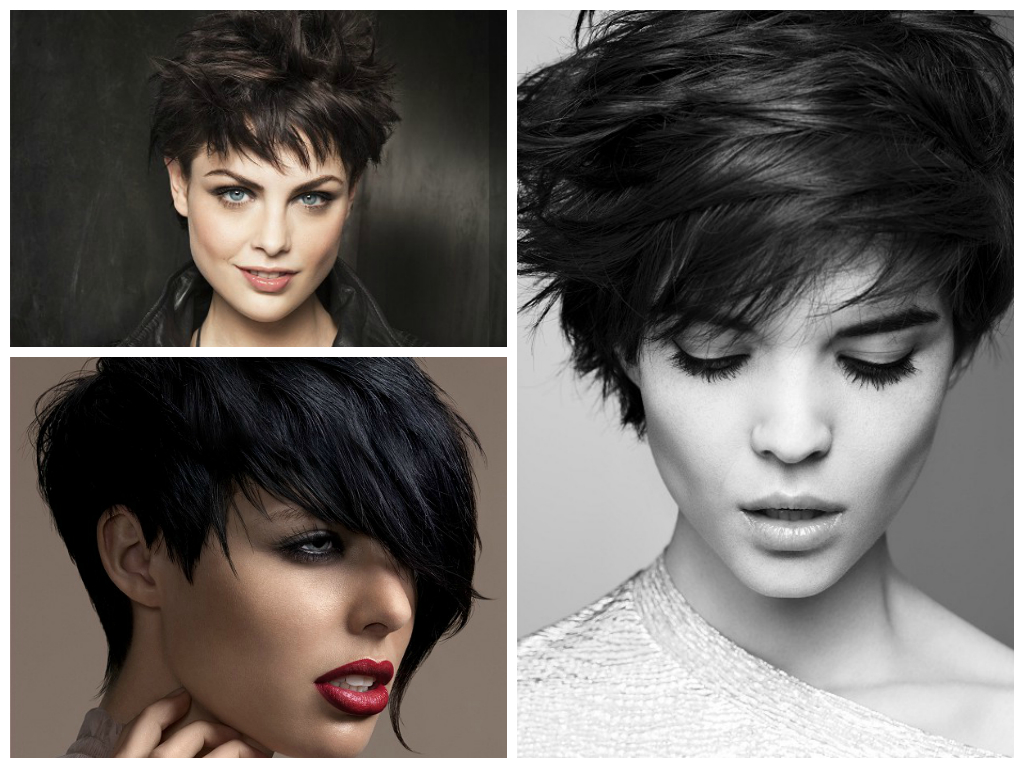 Chunky And Jagged Layers A New Trend – Women Hairstyles Pertaining To Dramatic Short Haircuts (View 11 of 25)