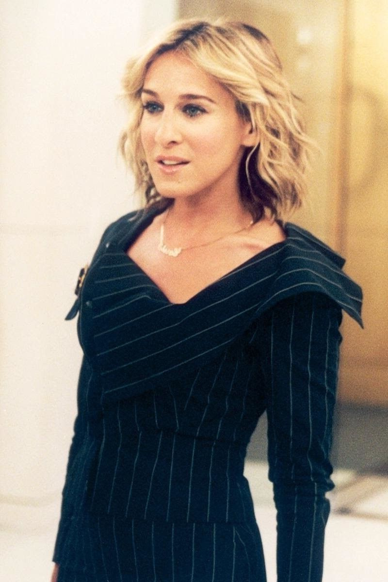 Classy And Drunk @vogue | Carrie Bradshaw In 2018 | Pinterest | Hair Pertaining To Carrie Bradshaw Short Hairstyles (View 9 of 25)