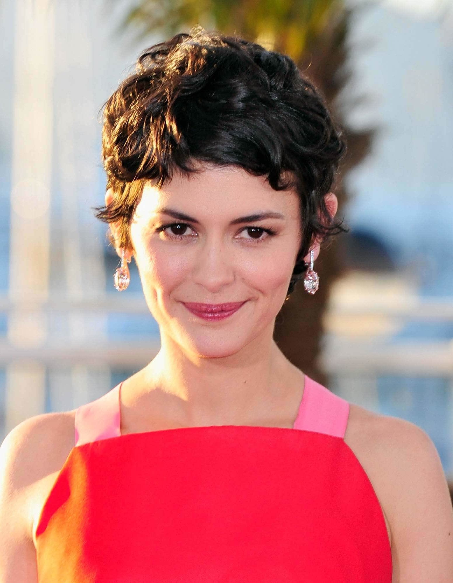 Classy Short Hairstyles From 5 Iconic Women | All Things Hair Uk With Audrey Tautou Short Haircuts (View 4 of 25)