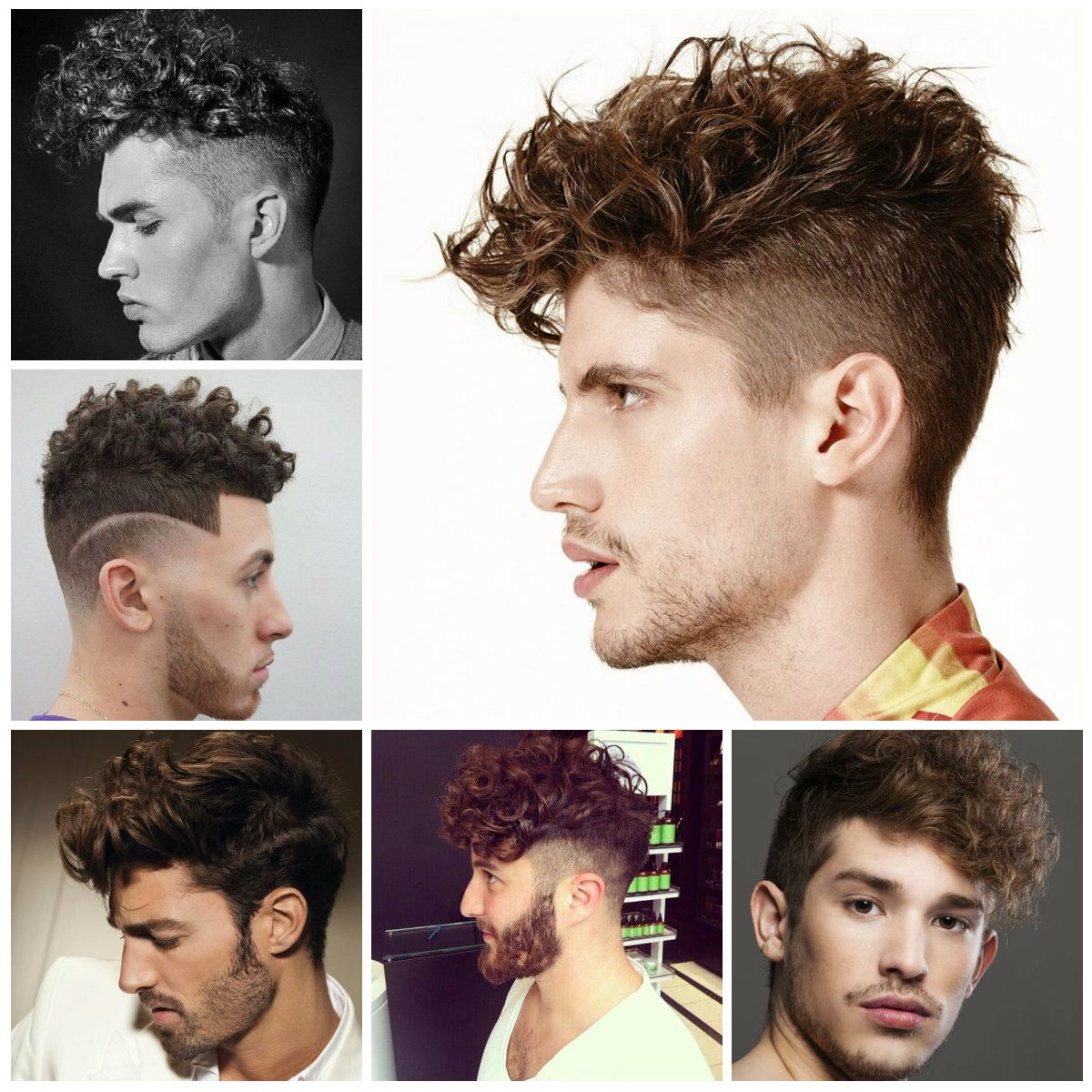 Cool Curly Undercut Hairstyles For Men 2017   N Hair In 2018 Intended For Undercut Hairstyles For Curly Hair (View 5 of 25)