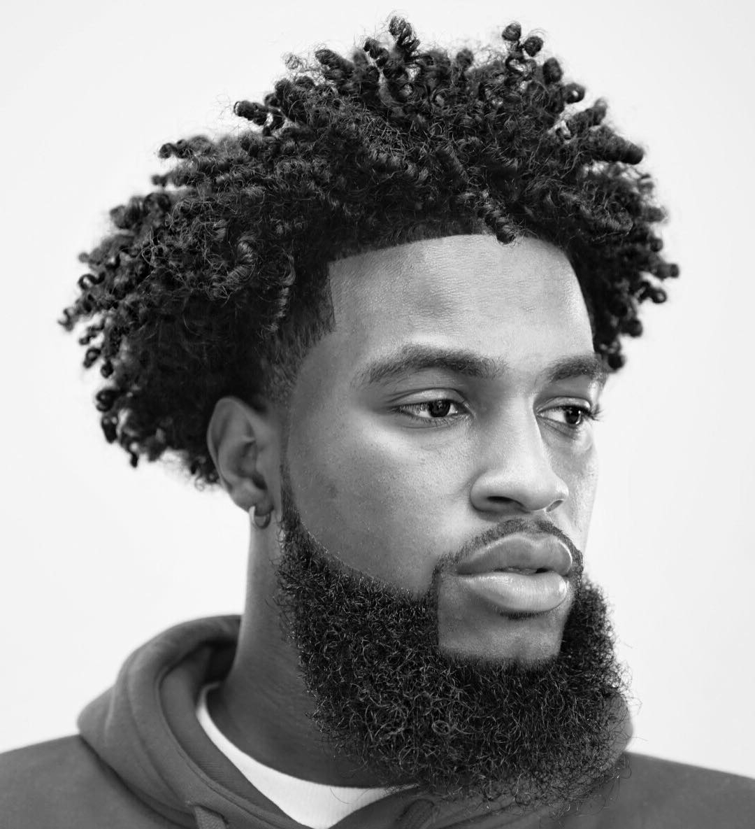 Cool Haircuts For Black Men Intended For Shorter Black Messy Hairstyles (View 25 of 25)