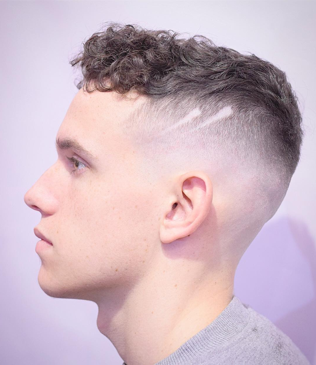 Cool Haircuts With Shaved Sides In Short Haircuts With Shaved Sides (View 15 of 25)