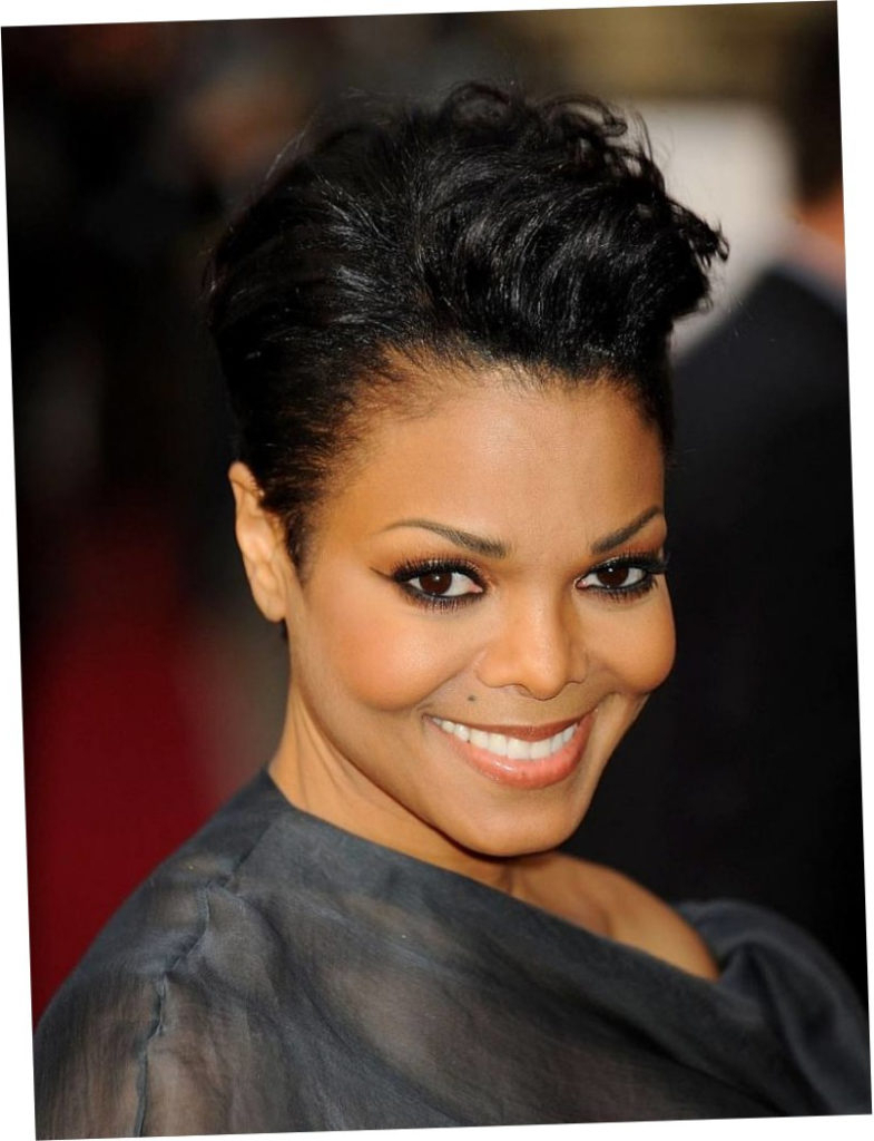 Cool Short Hairstyles For Black Women Over 40 – Nikerell For Short Hairstyles For African American Women With Thin Hair (View 19 of 25)