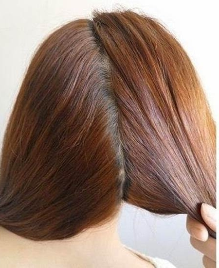Creative Ideas – Diy Easy Twisted Side Ponytail Hairstyle With Regard To Creative Side Ponytail Hairstyles (View 10 of 25)