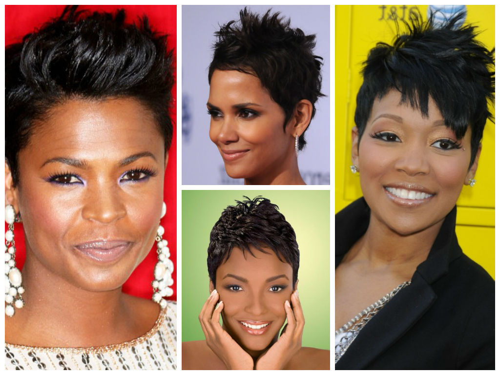 Cropped Hairstyle Ideas For Black Women – Hair World Magazine Inside Shorter Black Messy Hairstyles (View 18 of 25)