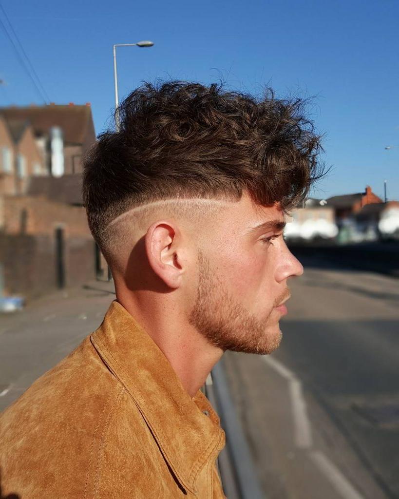 Curly Hairstyles For Men 2017   Gentlemen Hairstyles With Undercut Hairstyles For Curly Hair (View 16 of 25)