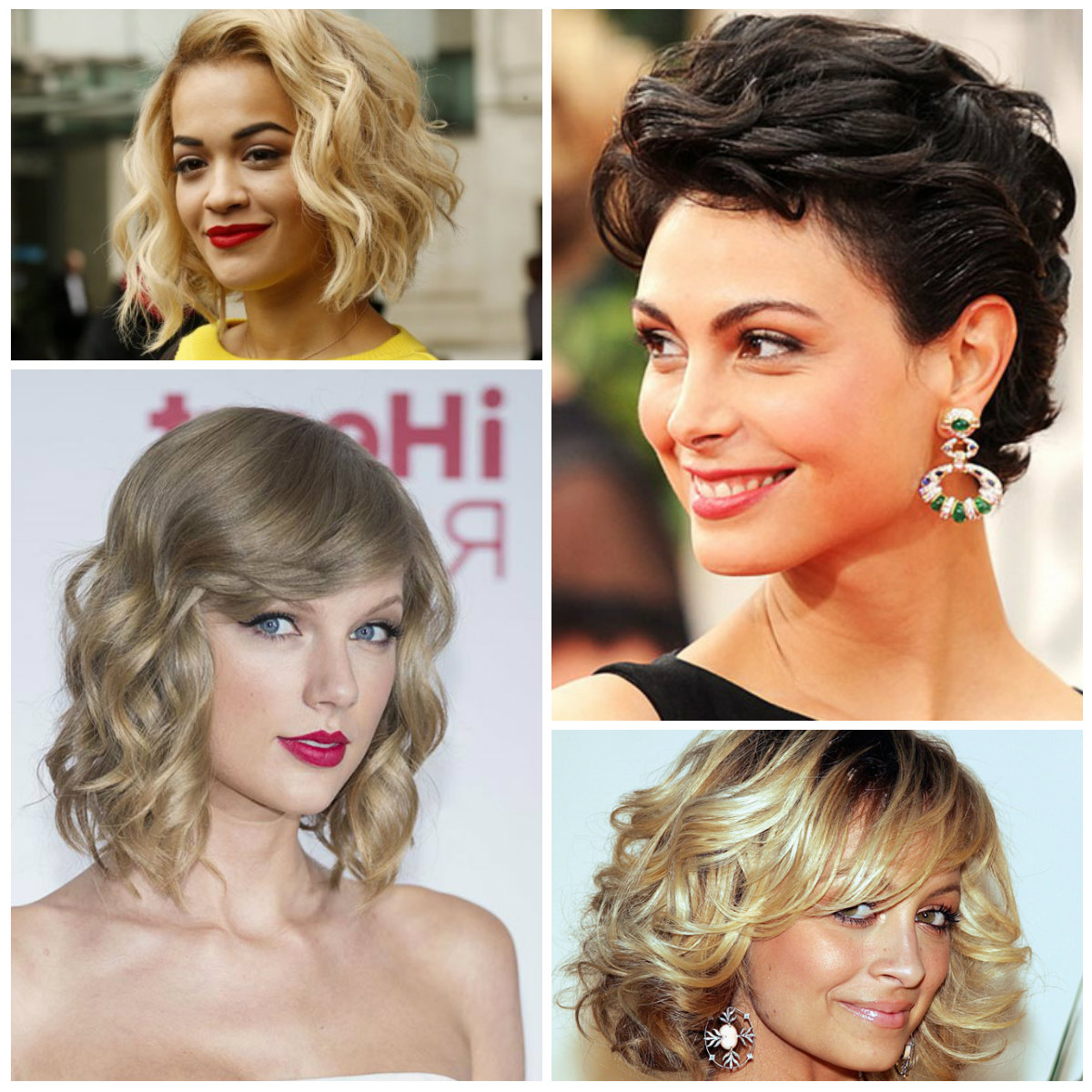 Curly Hairstyles | Hairstyles For Women 2019, Haircuts For Long Intended For Trendy Short Curly Haircuts (View 15 of 25)