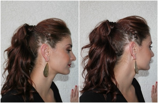 Curly Hairstyles – Style Samba Intended For Wavy Side Ponytails With A Crown Braid (View 24 of 25)