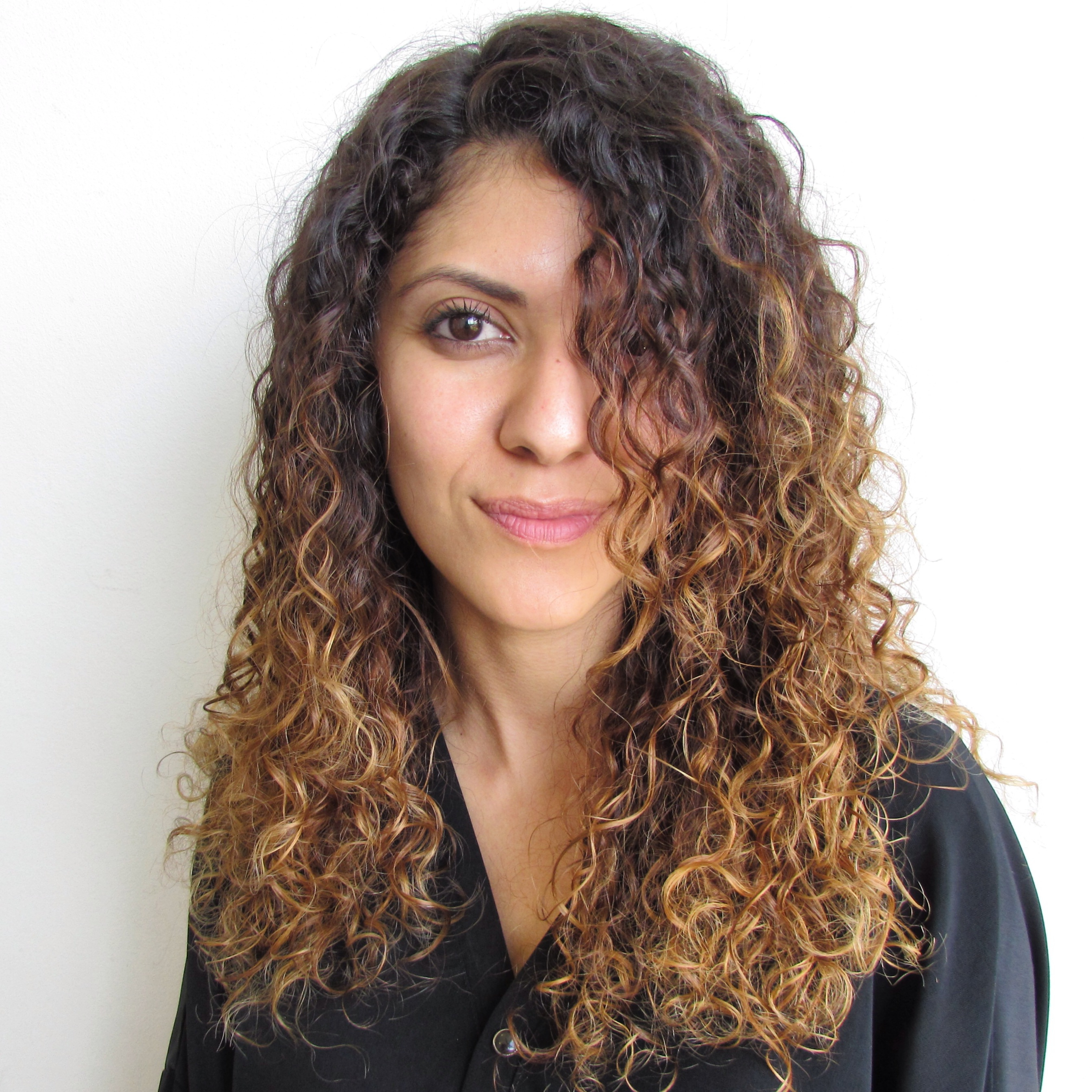Curly Sexy Cool | Sally Hershberger Los Angeles Blog With Regard To Brown Curly Hairstyles With Highlights (View 16 of 25)