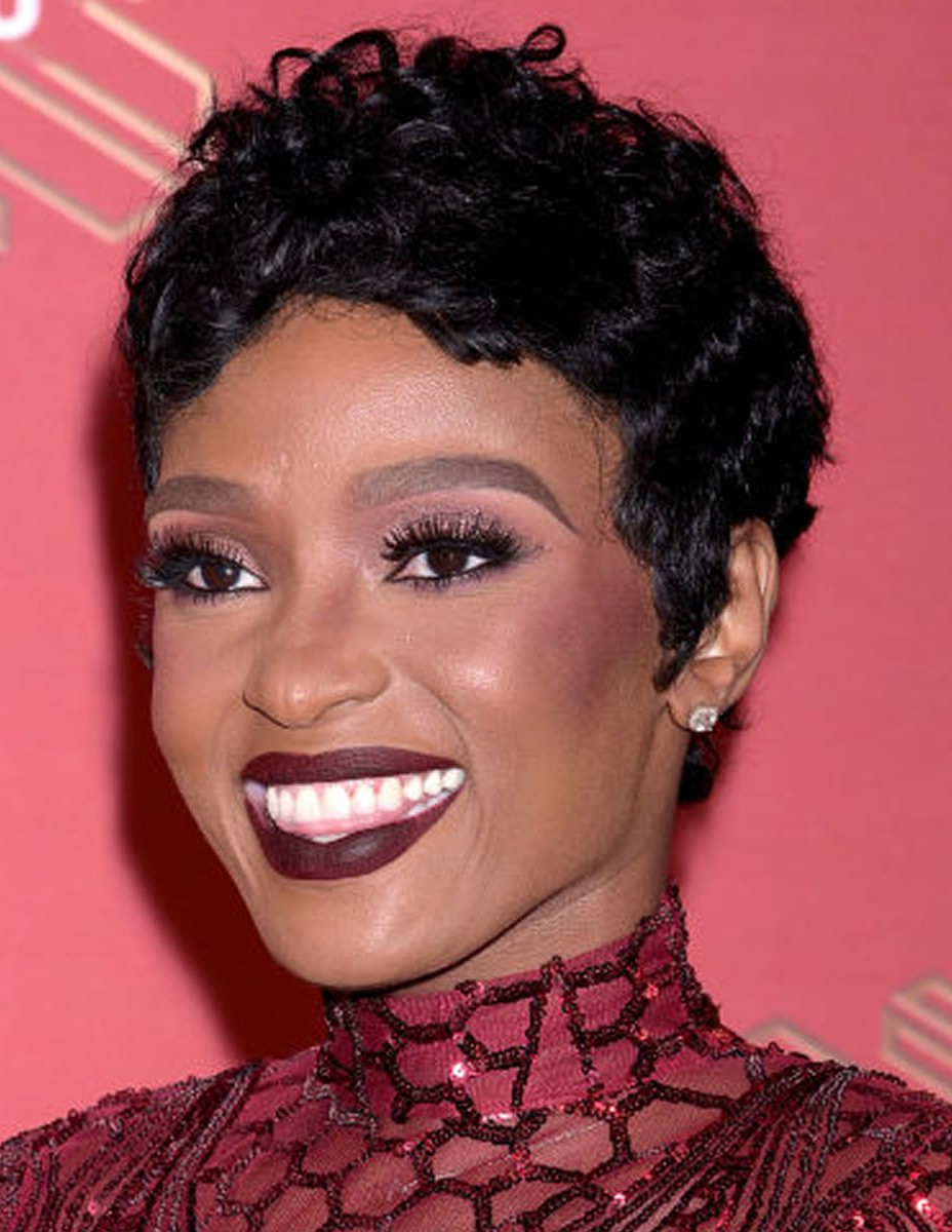 Curly Short Hairstyles Capless For Black Women Within Curly Short Hairstyles Black Women (View 13 of 25)