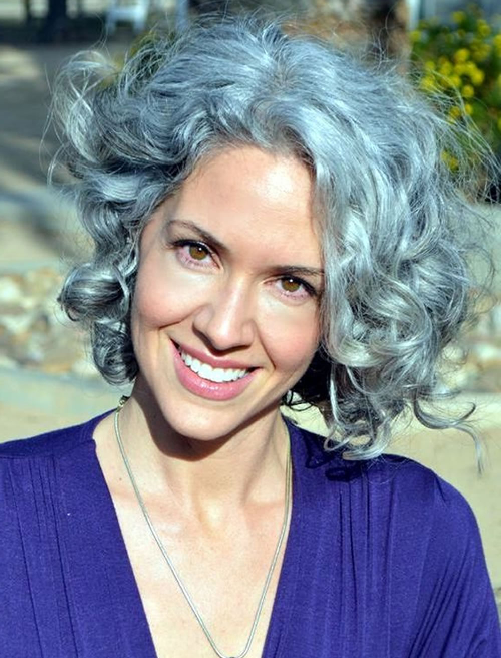 Curly Short Hairstyles For Older Women Over 50 – Best Short Haircuts Pertaining To Best Short Haircuts For Over (View 8 of 25)
