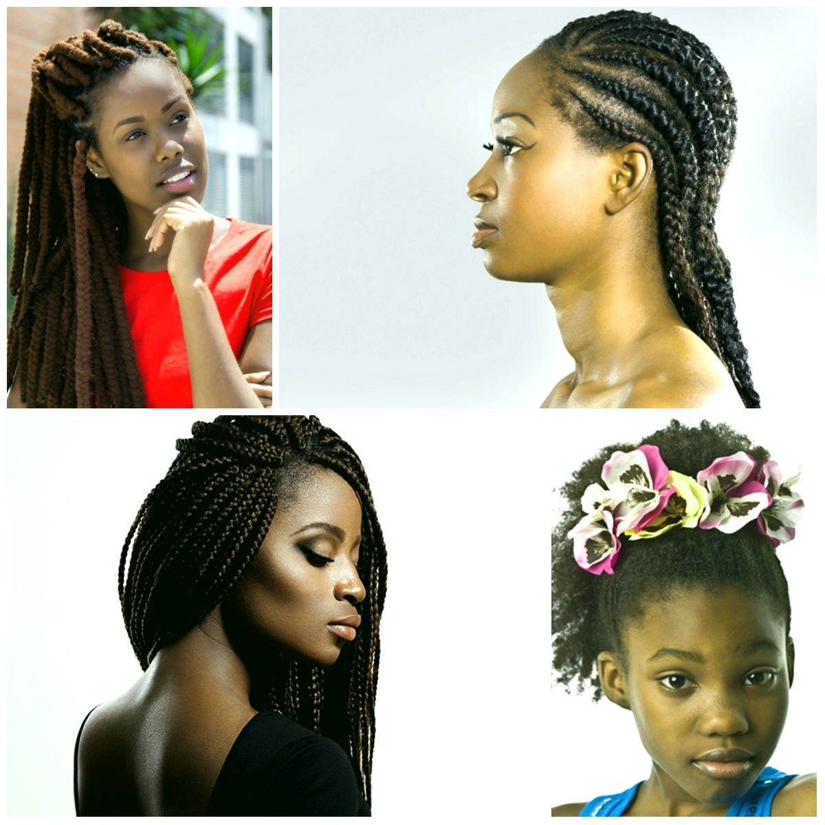 Cute And Trendy Hairstyles For Black Teenage Girl #black #hairstyles With Regard To Cute Short Hairstyles For Black Teenage Girls (View 20 of 25)