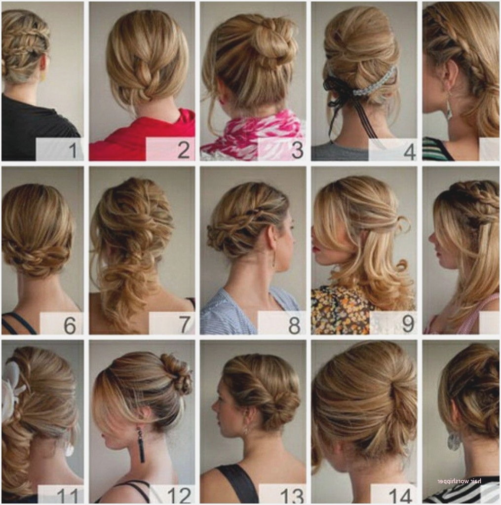 Cute Fast Hairstyles Short Hair Awesome Awesome Cute Simple Intended For Cute Hairstyles With Short Hair (View 22 of 25)