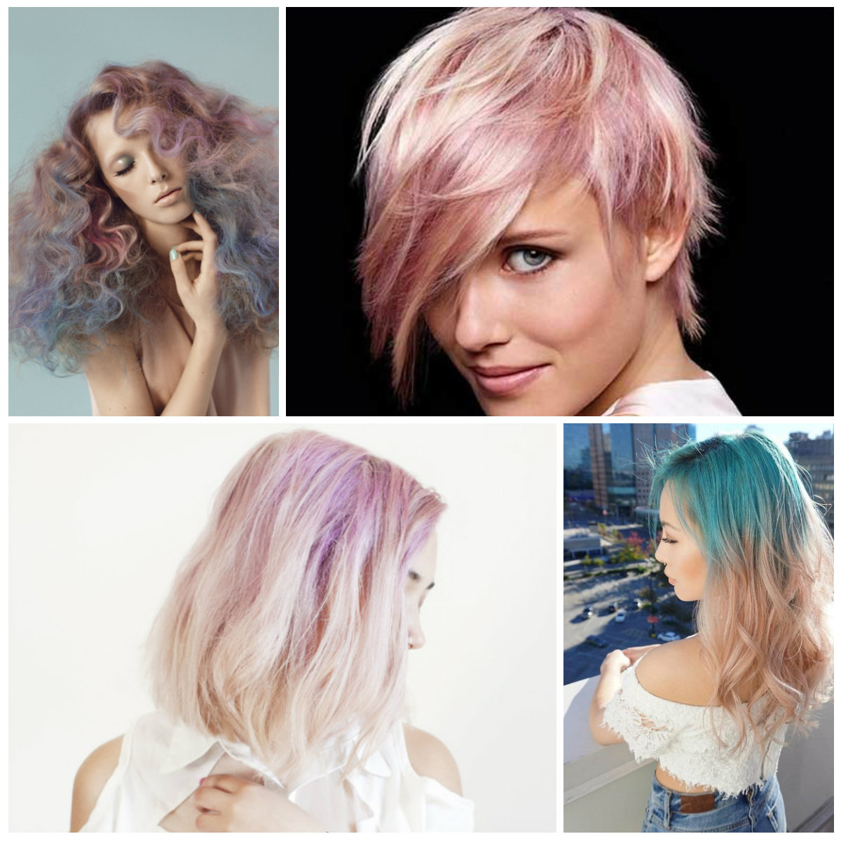 Cute Hair Colors For Short Hair – Hairstyles Ideas Regarding Cute Color For Short Hair (View 4 of 25)