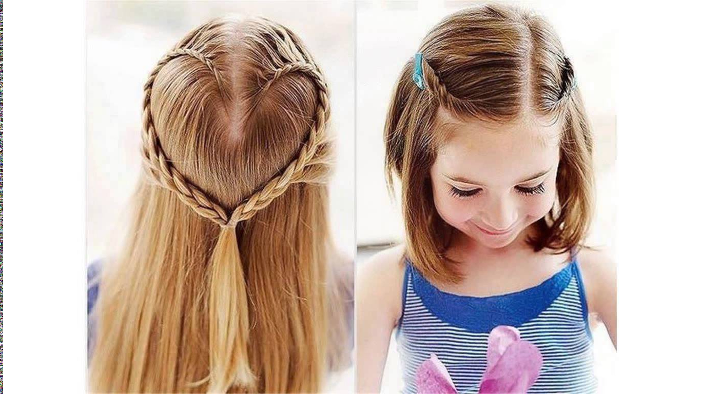 Cute Hairstyle For Girls – Hairstyles Ideas For Cute Hairstyles For Shorter Hair (View 19 of 25)