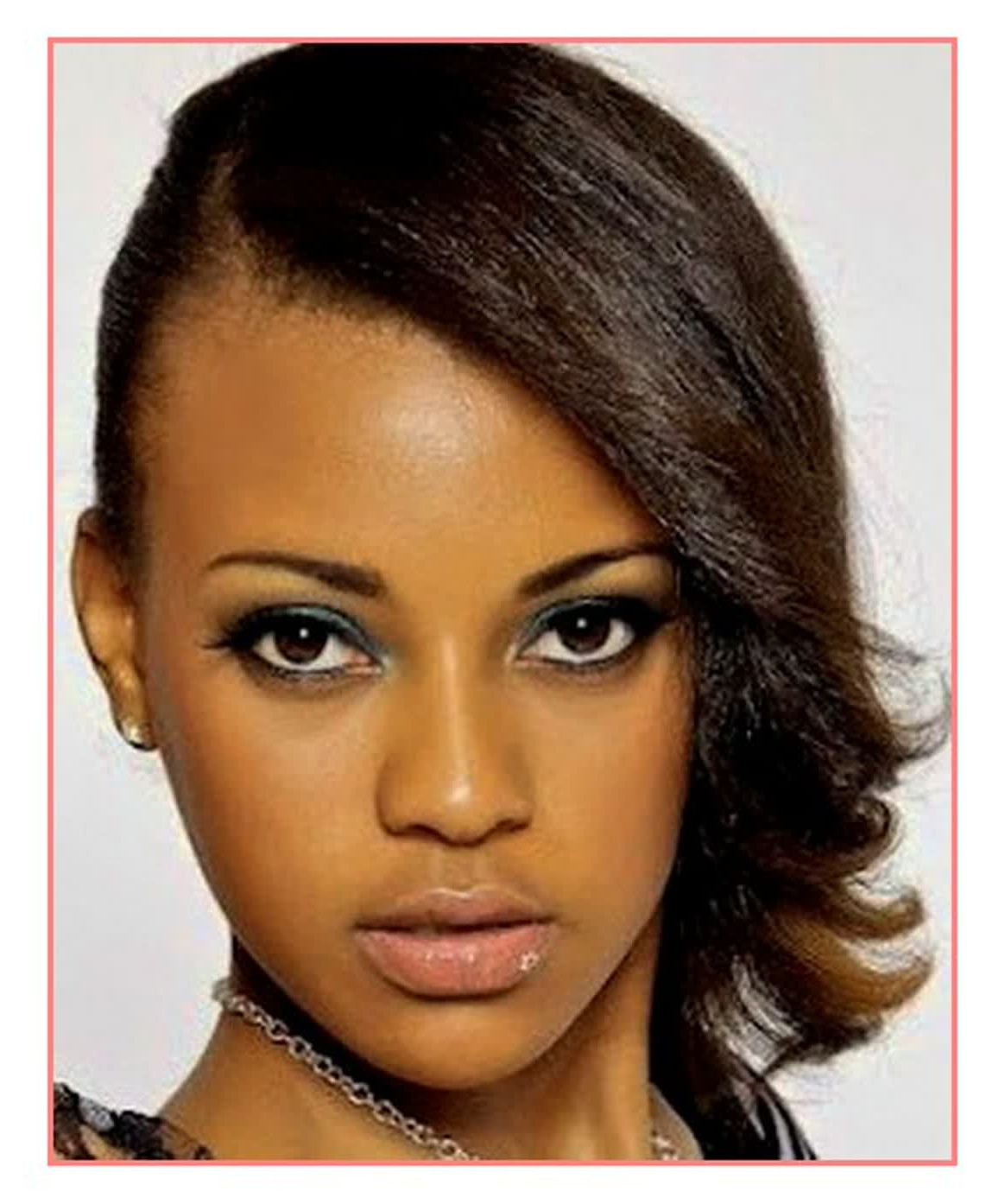 Cute Hairstyles For Black Teenage Girls With Teenage Girl Short Haircuts (View 18 of 25)