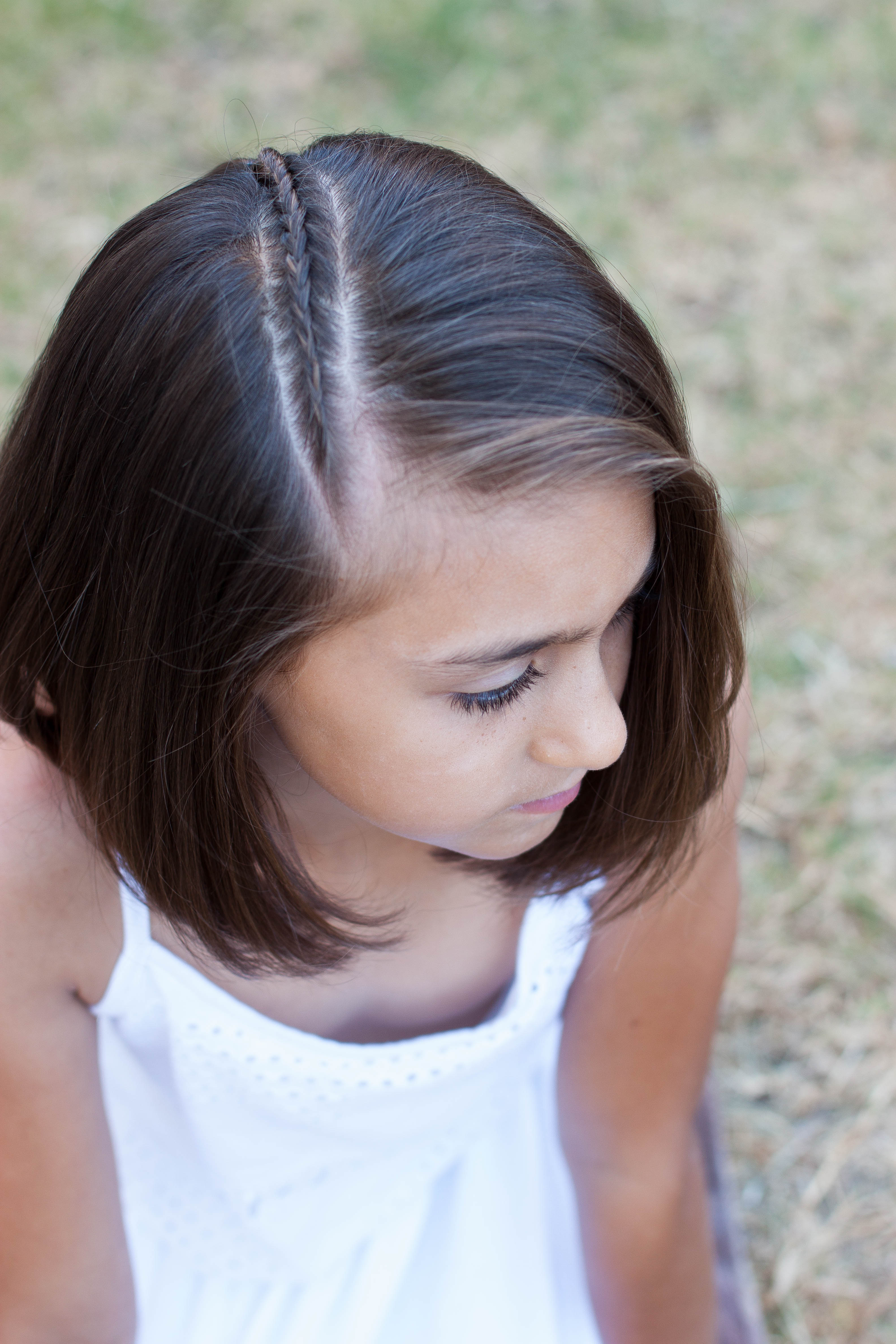 Cute Hairstyles For Girls With Short Hair – Leymatson Intended For Cool Hairstyles For Short Hair Girl (View 20 of 25)