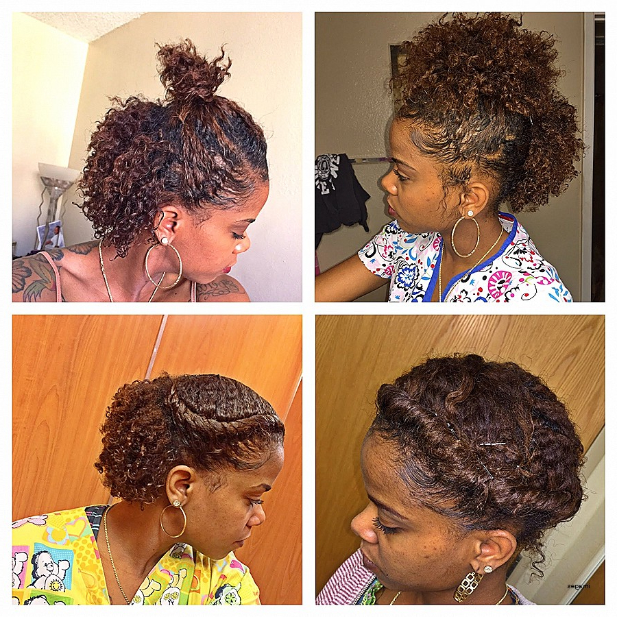 Cute Hairstyles For Short Curly Hair – Leymatson Inside Curly Black Short Hairstyles (View 11 of 25)