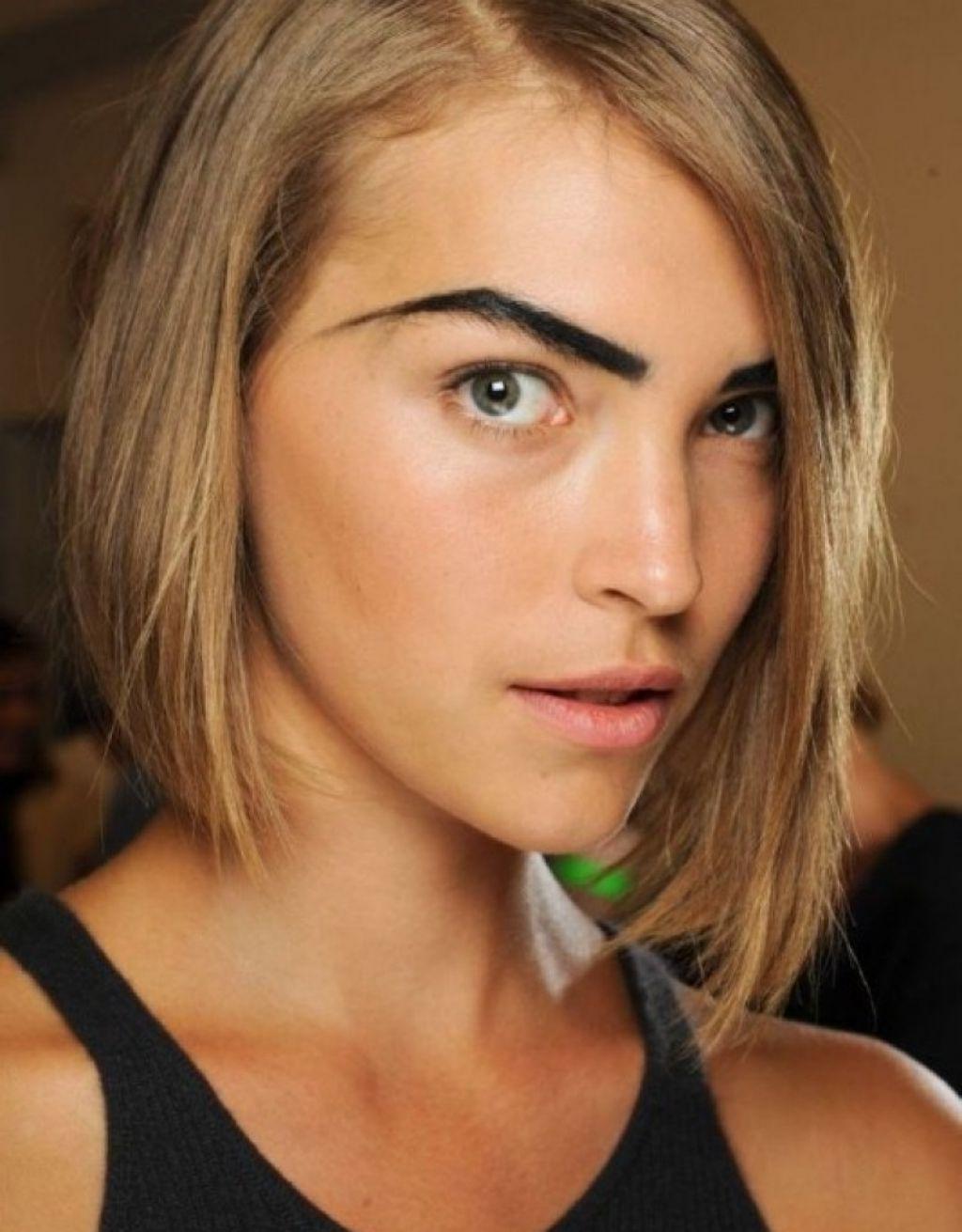 Cute Hairstyles For Thin Hair – Leymatson Inside Cute Short Hairstyles For Thin Hair (View 3 of 25)