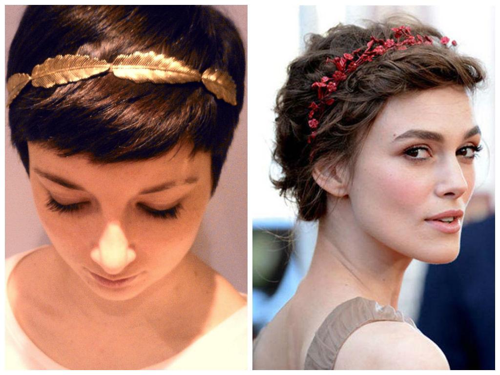 Cute Headbands For Short Hair | Hair Styles Inspiration For Short Hairstyles With Headbands (View 18 of 25)