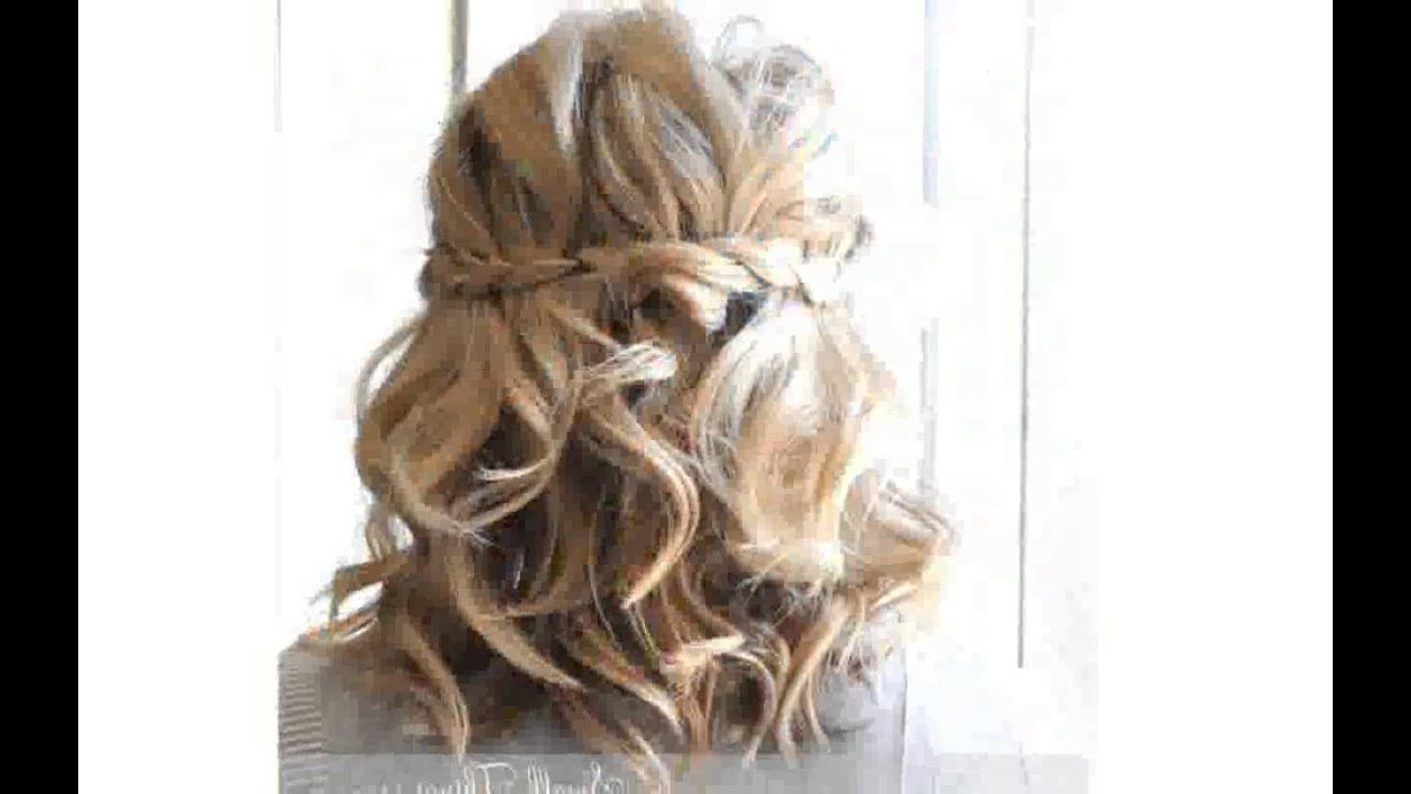 Cute Short Hair Styles For Prom – Youtube Regarding Cute Hairstyles For Short Hair For Homecoming (View 3 of 25)