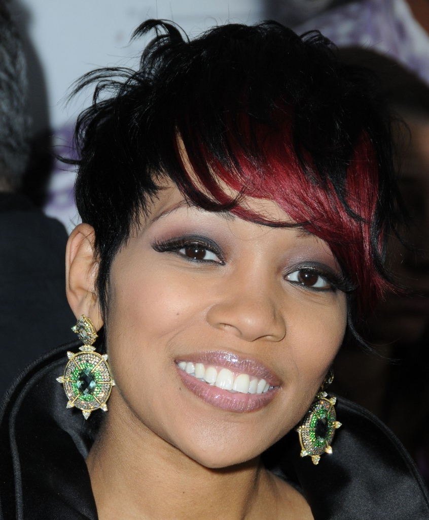 Cute Short Haircuts With Bangs For Black Women Archives – Black Inside Short Haircuts For Black Women Round Face (View 15 of 25)
