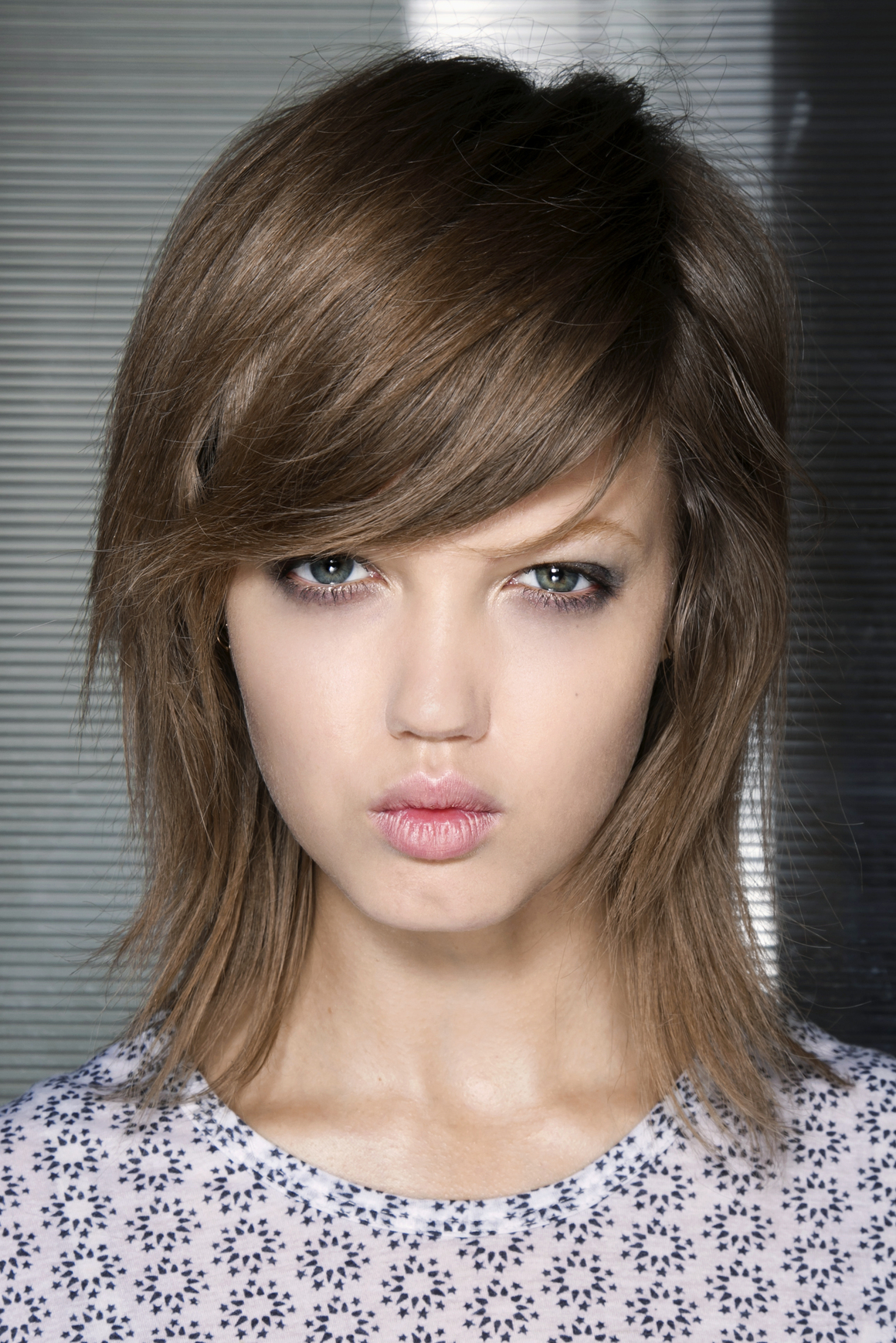 Cute Short Haircuts With Side Bangs With Short Haircuts With Side Fringe (View 5 of 25)