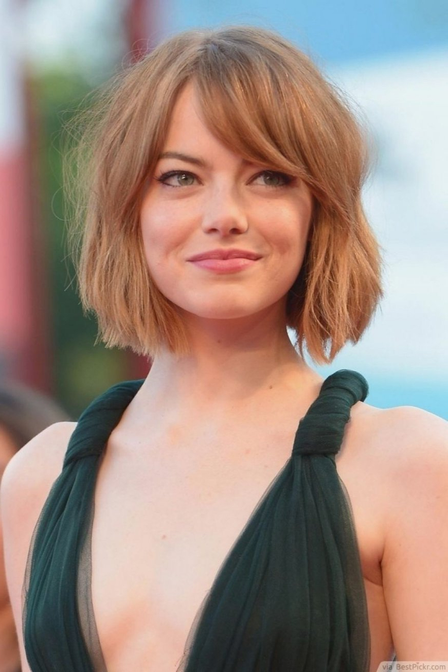 Cute Short Haircuts With Side Swept Bangs – Best Hairstyles & Haircuts For Short Haircuts Side Swept Bangs (View 10 of 25)