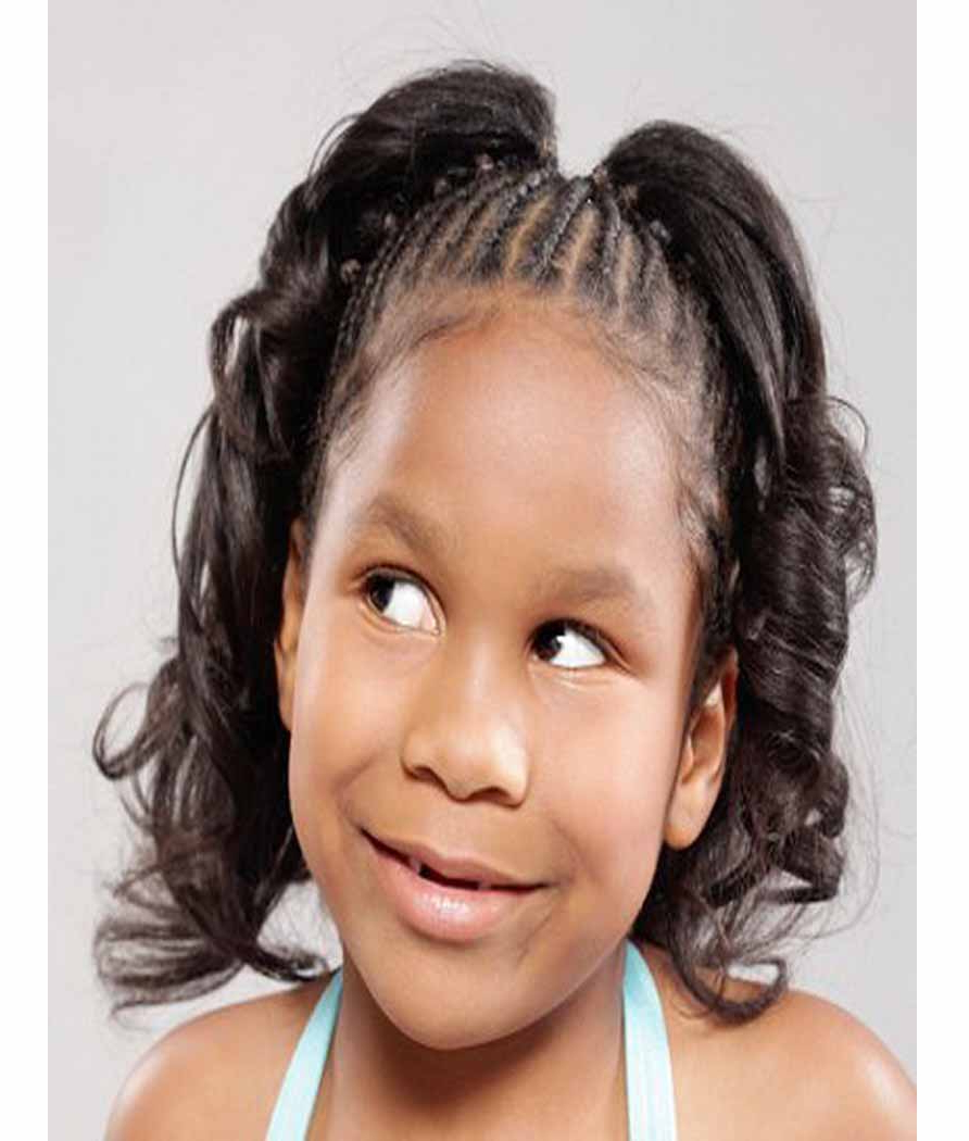 Cute Short Hairstyles For Little Girls – Hairstyles Ideas Intended For Little Girl Short Hairstyles Pictures (View 25 of 25)