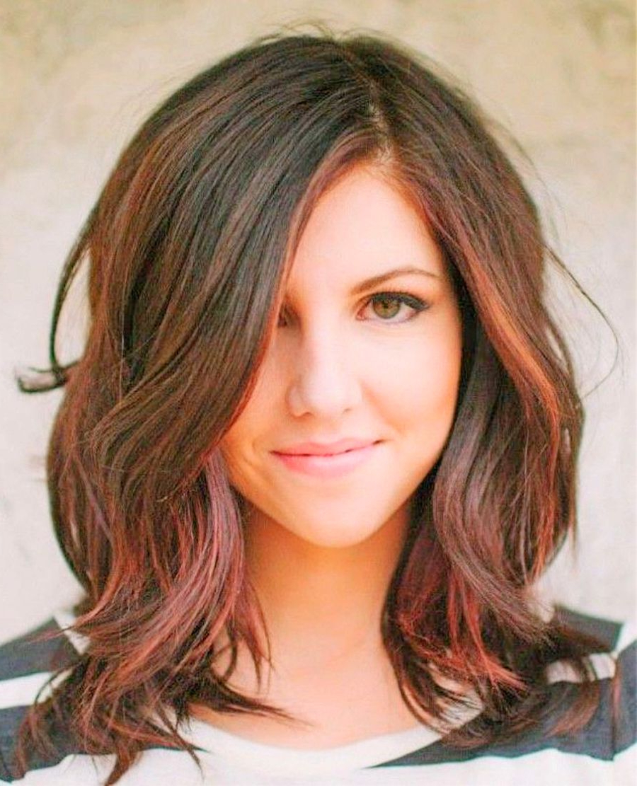 Cute Short Hairstyles For Thin Hair – Leymatson Within Cute Short To Medium Haircuts (View 11 of 25)